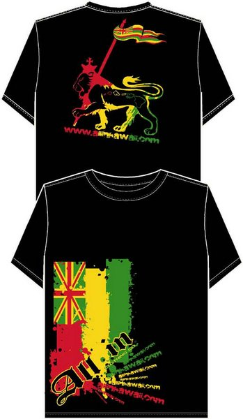 Reggae Flag Short Sleeve